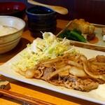 食と和酒の店 暁 - 期間限定夜の 焼肉定食