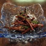 鳴海 - 蕨の醤油煮