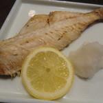 鳴海 - つぼ鯛の塩焼き