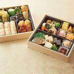梅の花 - 料理写真:懐石弁当