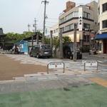 トレモロ - 真清田神社の右横に店舗があります