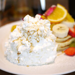 Hawaiian Pancake Factory - ハワイアンパンケーキ トロピカルフルーツ