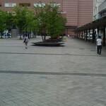 128973787 - リニューアルされた大分駅 駅前広場も綺麗