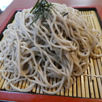 江戸家 - お蕎麦もたっぷり