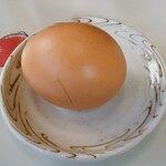 菊正食堂 - 料理写真:サービスのゆで卵