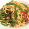海上海 - 料理写真:青椒肉絲炒麺(2020年4月新作!)