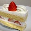 ペリゴール - 料理写真:イチゴショートケーキ¥330