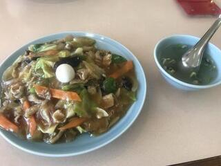 中華レストラン 東東 - 焼きそば