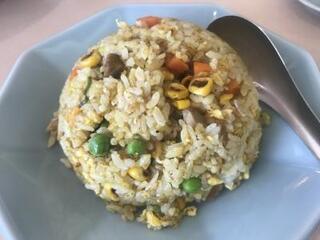 中華レストラン 東東 - カレーチャーハン