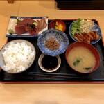 再来 - 再来定食 ¥1000