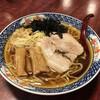 いなほ - 料理写真:ラーメン 鯛の焼き煮干し醤油味 ¥850