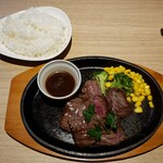 Shiroganekohiten - 牛ハラミ150g(1200円税)です。