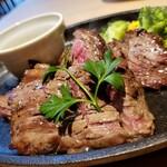 Shiroganekohiten - 牛ハラミです。