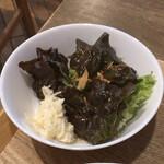 カフェバー Lit - サラダ