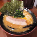 大山家 - 料理写真:とき卵ラーメン