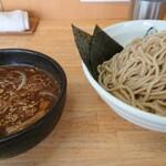 麺 大仏 - つけ麺中盛り。