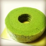パティスリー リッチフィールド - 201205緑茶バウム