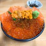 129000058 - 【2020年01月】親子丼&生うに@2,300円。