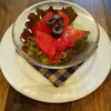 Niorinzu - 料理写真:Cセットのトマトサラダ(*´>ω<`*)