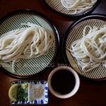 白笹うどん 多奈加 - 料理写真: