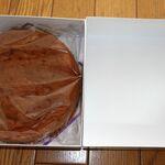 がんこ親父 - バターケーキ。がんこ親父(愛知県岡崎市)食彩品館.jp撮影
