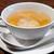 開化亭 - 料理写真:海老ワンタンとタケノコとキヌガサダケのスープ