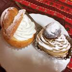 フランス菓子 ジョゼ - 料理写真: