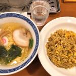 えびす飯店 - 【ひき肉とカレーチャーハン ¥900】