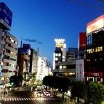 てっちゃん - 吉祥寺、中央線4番線ホームから