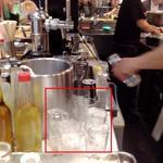 てっちゃん - 2012/05 ホッピーはジョッキが良い! このグラスじゃ美味くない!!!