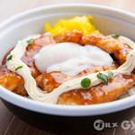 リッコロッ - 甘酢タレとタルタルソースと温泉卵のやみつき南蛮丼!