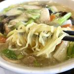三国志 - 麺リフト