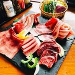 琉球焼肉なかま - ファミリーセット