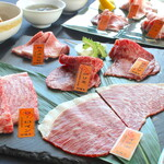 琉球焼肉なかま - 石垣牛&あぐー豚コース