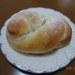 パーネ デリシア - 料理写真:天然酵母の黒豆パン