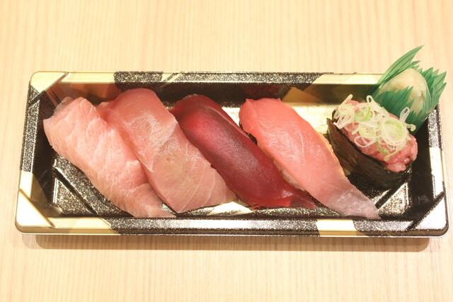 鮨 めぐみの料理の写真