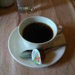 ティンカーベル - 食後のコーヒー
