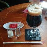 珈琲美人 文月 - 炭焼アイスコーヒー