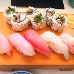 お魚倶楽部 はま - 料理写真: