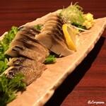 魚問屋 魚きんた - 炙り〆鯖