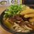 牧のうどん - 料理写真:肉ごぼう天うどん¥670