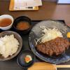 とんかつ浜名 - 料理写真:味噌ロース定 1,350円税込