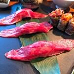 琉球焼肉なかま - 石垣牛3種の部位を使用!