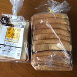 ブレッドミュージアム京田屋 - 料理写真:食パン130円 ミミ50円