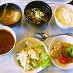 レストラン川長 - バイキング1