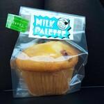 ミルクパレット - マフィン(クランベリーとクリームチーズ)