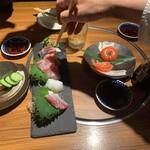 魚と巻き串のお店 優男 -
