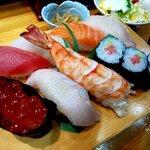 博鮓 - 料理写真:上にぎり