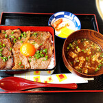 長治郎 - 料理写真:土日限定ランチ1000円