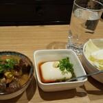 京の串揚げ 祇園囃子 - ちょい飲みセット
